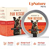 Penny's Paw Rescue - 100% Natural Dog Paw Balm - Relief from Heat, Cold, Allergens & Rough Terrain - Dog Paw Protection…