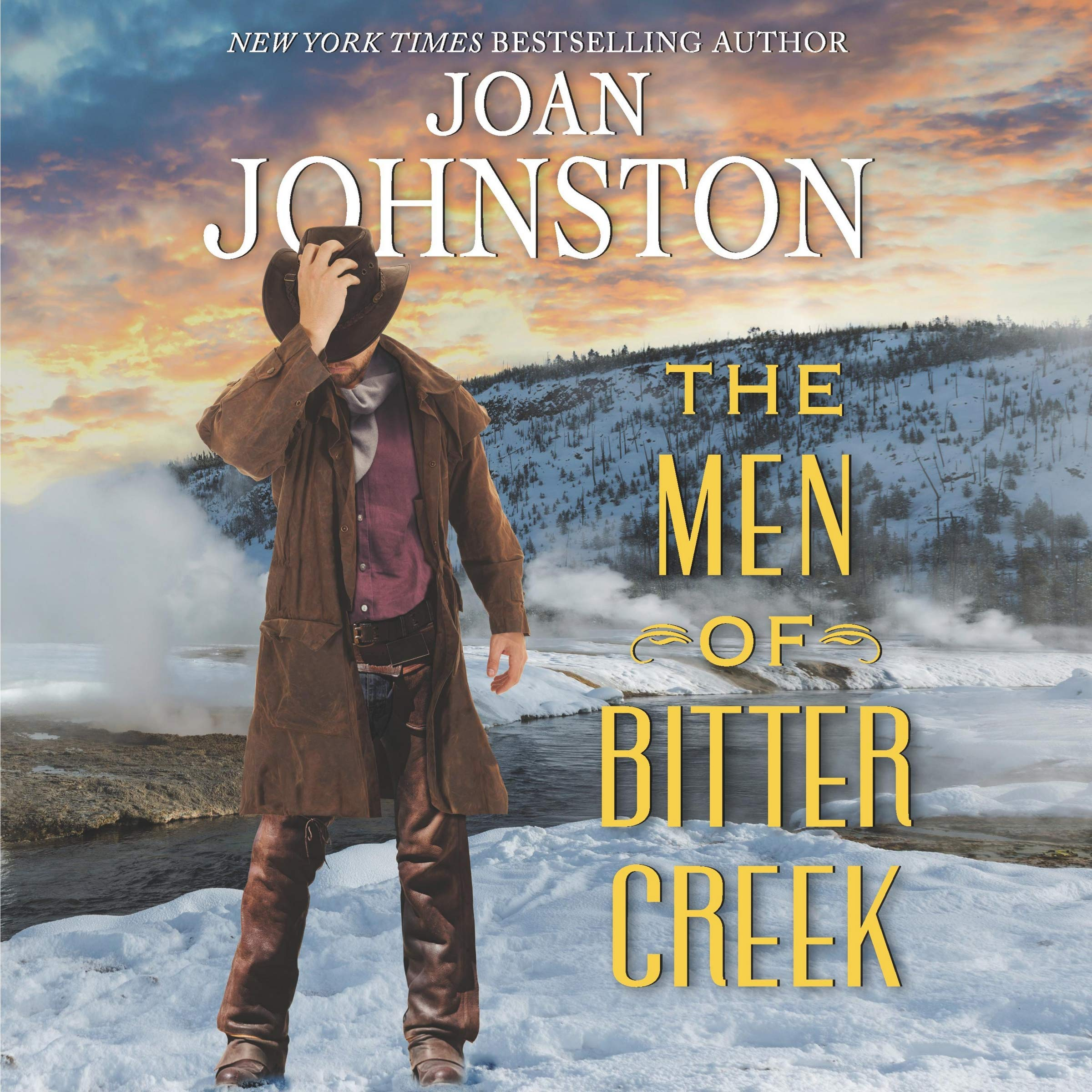 The Men of Bitter Creek (The Bitter Creek Series) by HarperCollins B and Blackstone Publishing
