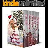 Love Reunited at Christmas: Contemporary Romances
