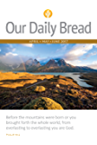 Our Daily Bread - April/May/June 2017