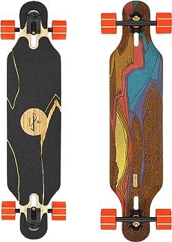 Loaded Boards Icarus Dancing Longboard