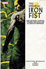 Immortal Iron Fist Vol. 2: The Seven Capital Cities Of Heaven (Immortal Iron Fist (2006-2009)) Kindle Edition