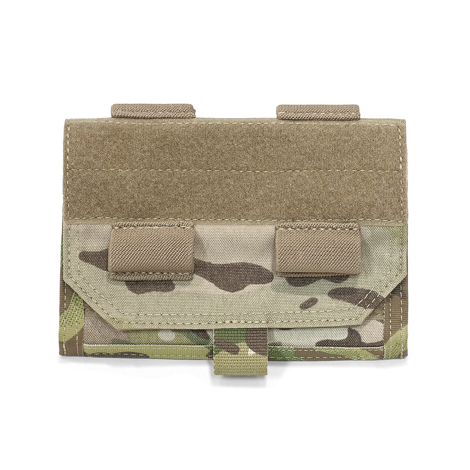 Warrior Assault Systems Front Opening Admin pouch with Fold Out Sleeves, MultiCam W-EO-FOA-MC