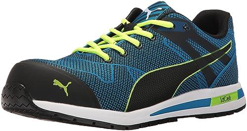 2aebce4256a PUMA Safety 643065 Men s Blaze Knit Low EH Shoe  Amazon.ca  Shoes ...