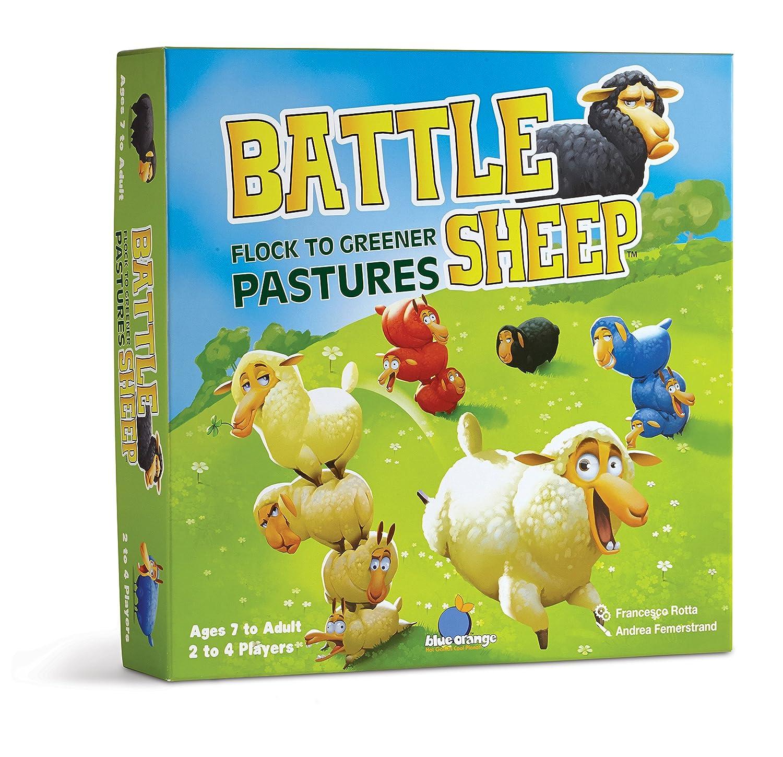 Amazon.com: Battle Sheep Game: Toys & Games