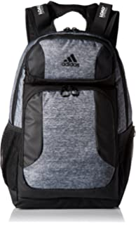 7786cc3b10fe ... Amazon com adidas Ridgemont Backpack Solar Yellow Black 19 x 14 adidas  Climacool Team Strength ...