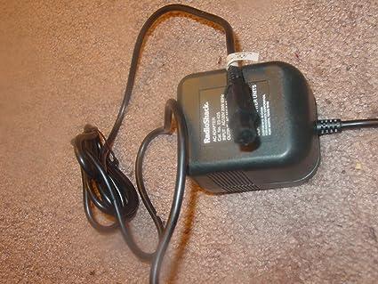 Amazon com: RadioShack AC Adapter Power Supply Output: 11V