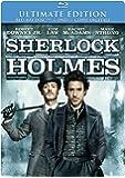 Sherlock Holmes [Ultimate Edition boîtier SteelBook - Combo Blu-ray + DVD]
