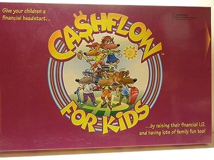 amazon com cashflow for kids board game with exclusive bonus