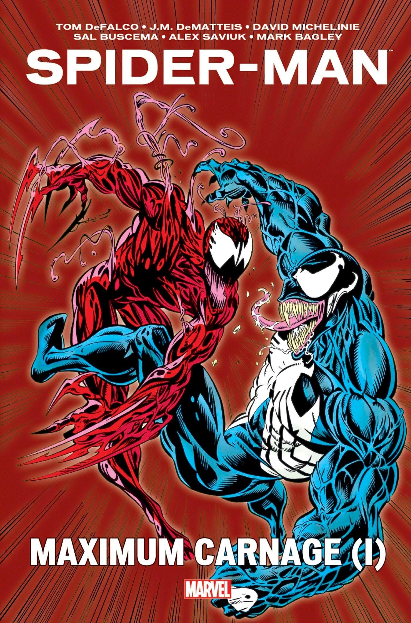 Spider Man Maximum Carnage Volume 1 Amazon Co Uk Collectif