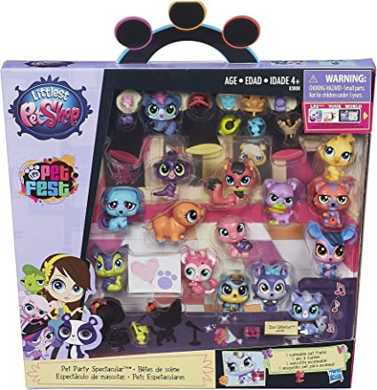 15 Pets Deco Bits Pcs Party Spectacular Collector Sparkly Kitty Pack Toy Kid Set