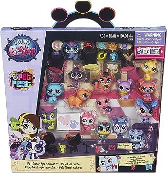 Amazon.es: Littlest Pet Shop Paquete de colector de muñecas de ...