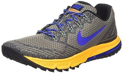 Nike Air Zoom Wildhorse 3, Herren Laufschuhe, Grau (Tumbled