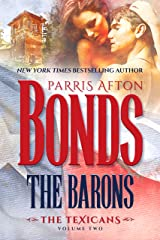 The Barons (The Texicans Book 2) Kindle Edition