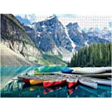 1500 Piece Puzzle for Adults/Teen - Large Jigsaw Puzzle Moraine Lake