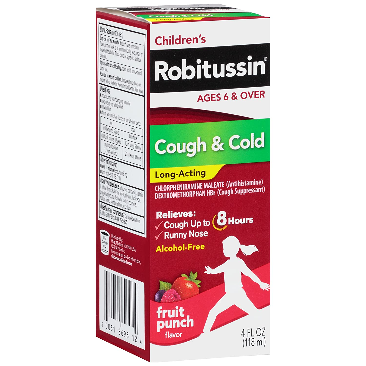 photo Robitussin CoughChest Cong DM Reviews