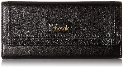 5cf8030ffb50 Amazon.com  The Sak The Sak The Sak Iris Flap Wallet Wallet Wallet ...