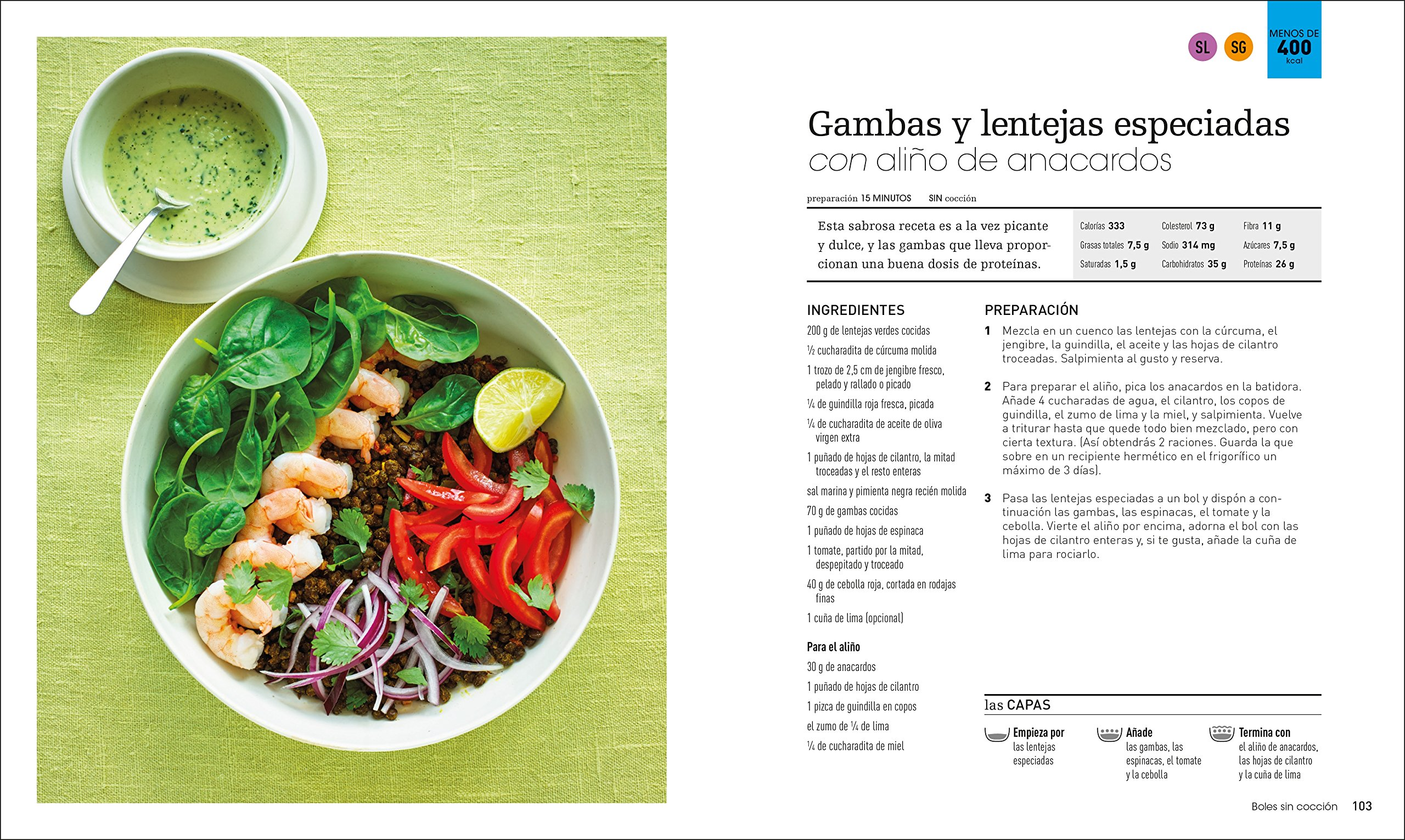 Amazon.com: Power Bowls (Spanish): 100 recetas para perder ...