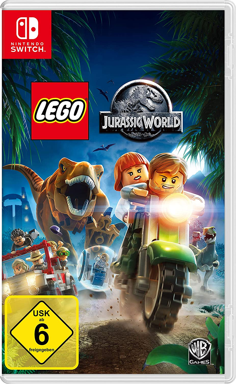 LEGO Jurassic World - Nintendo Switch [Importación alemana ...