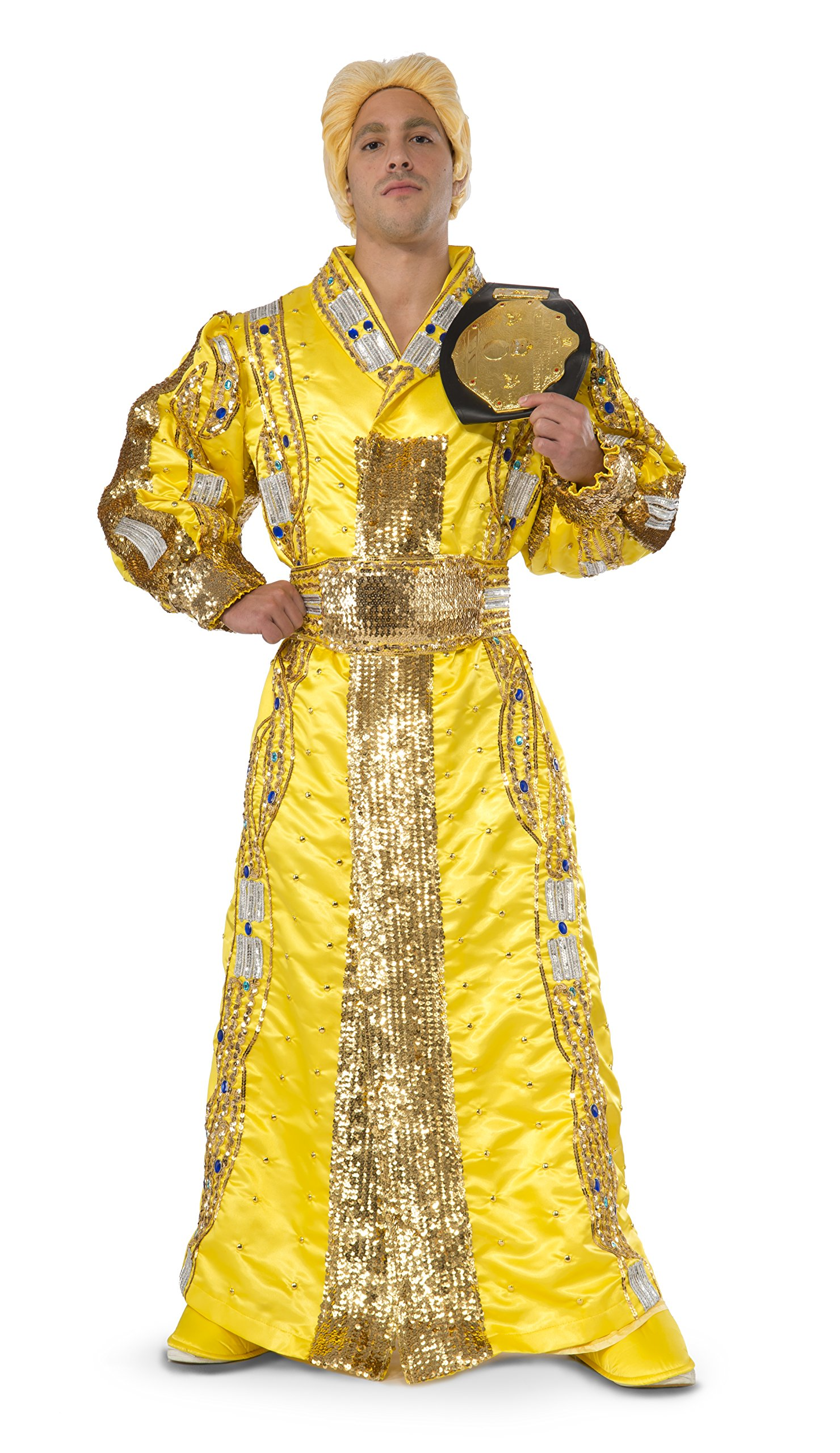 Rubie's Costume Co Men's WWE Ric Flair Grand Heritage Costume, Multi, Large by Rubie's