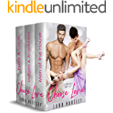 Choose Love: A Menage Box Set