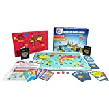 World Explorer - World Geography Game by Xplorabox for Ages 6+