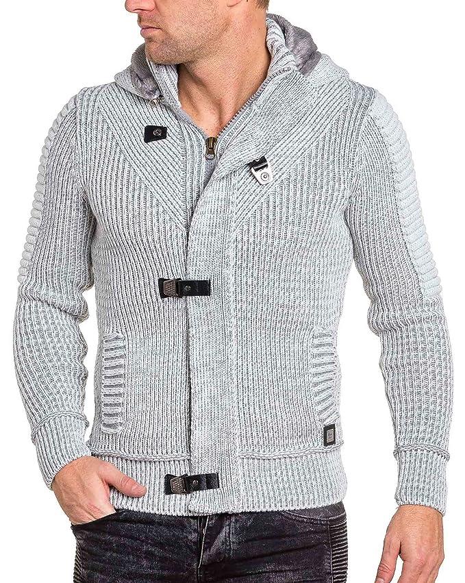 BLZ Jeans - Chaleco - para hombre beige beige Small: Amazon.es: Ropa y accesorios