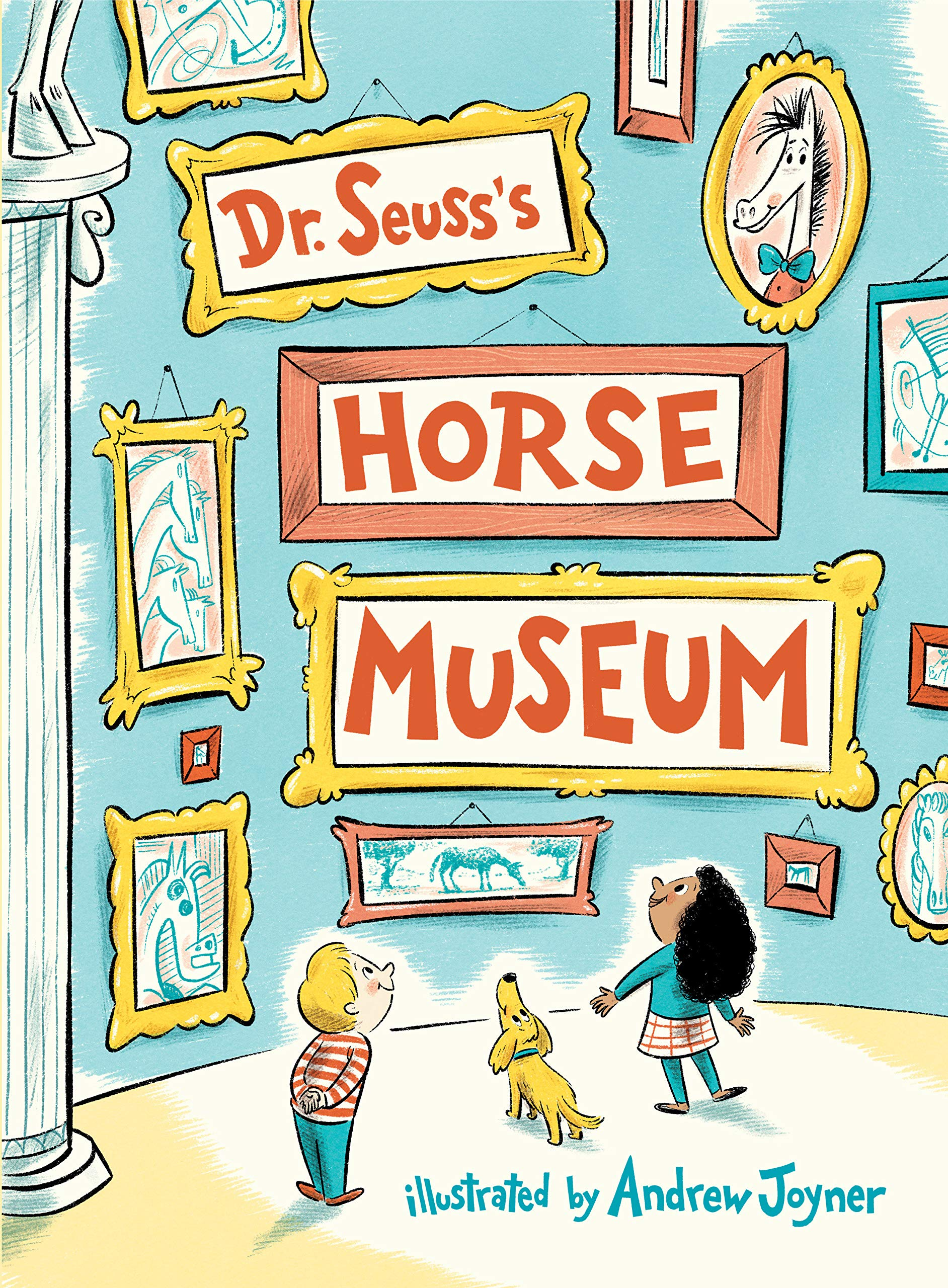 Image result for dr. seuss' horse museum