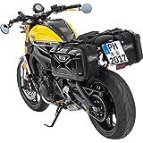 Motorrad Sattel-Tasche QBag Satteltaschenpaar 04 mit Hardcover 36-46 Liter Stauraum