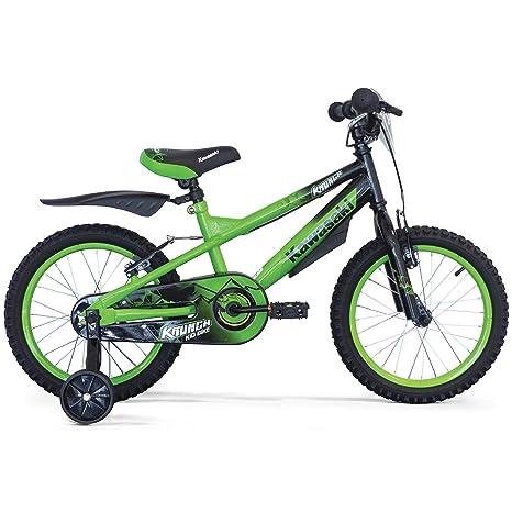 Bicicletta Bambino 12 3 4 5 6 Anni Atk Bikes Kawasaki Krunch