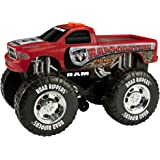 Toy State Road Rippers Light And Sound Wheelie Monsters: Rammunition (Styles May Vary)