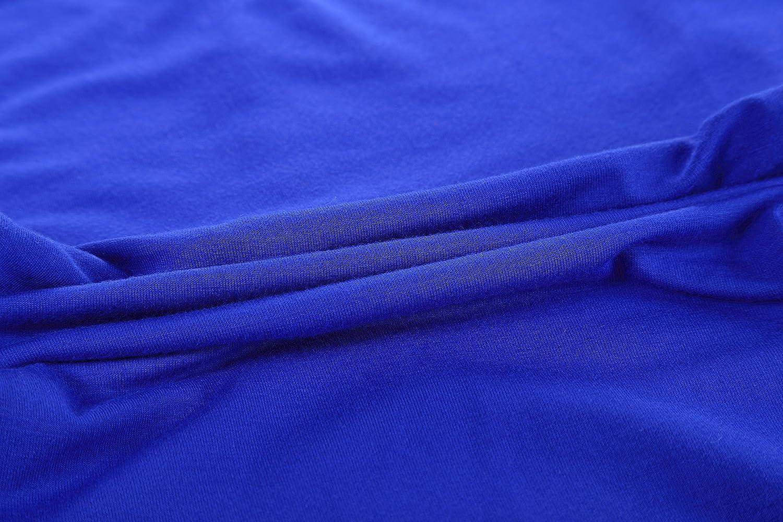 WJ Wang Jiang Longpant Longleg Funktionsunterw/äsche Lange Unterhose Thermo Blau