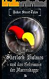 Sherlock Holmes und das Geheimnis der Narrenkappe (Baker Street Tales 3)