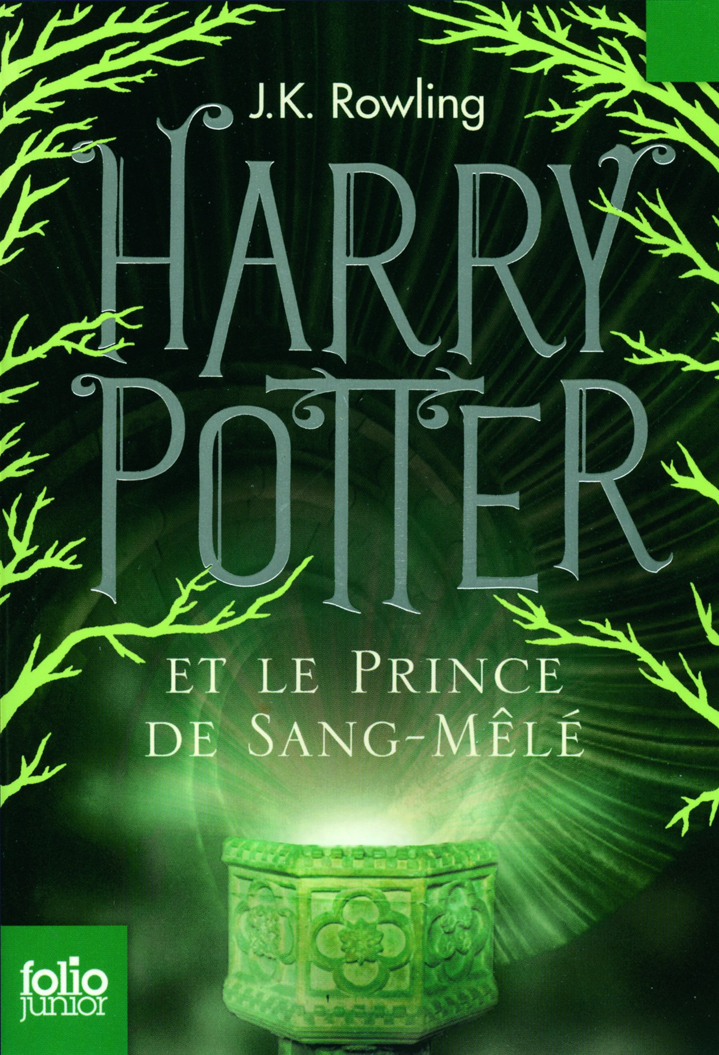 """Résultat de recherche d'images pour """"hp et le prince de sang mele folio"""""""
