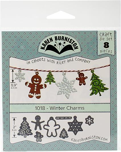 Karen Burniston Winter Charms 1018