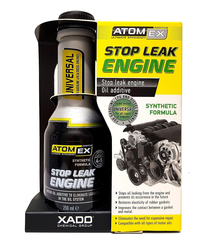 XADO aTOMEX Leak Engine Stop