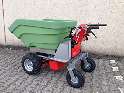 Elektroschubkarre Dumper Mce400 Powerpac Made In Germany Das Original