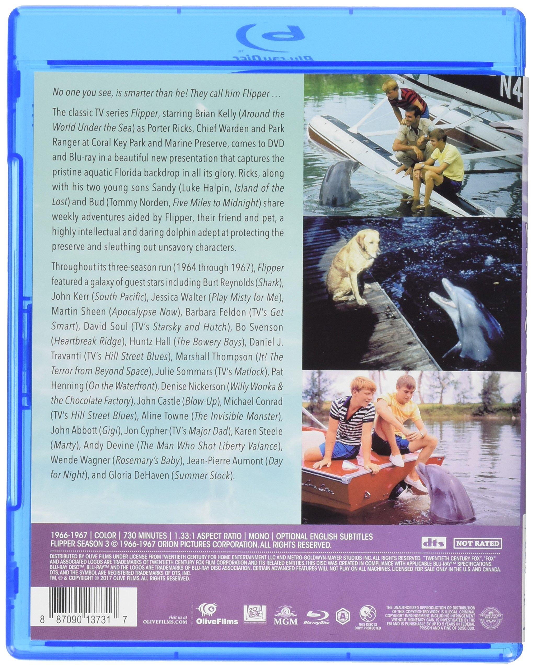 Flipper: Season Three [Blu-ray]