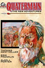 Quatermain: The New Adventures Volume Two Kindle Edition