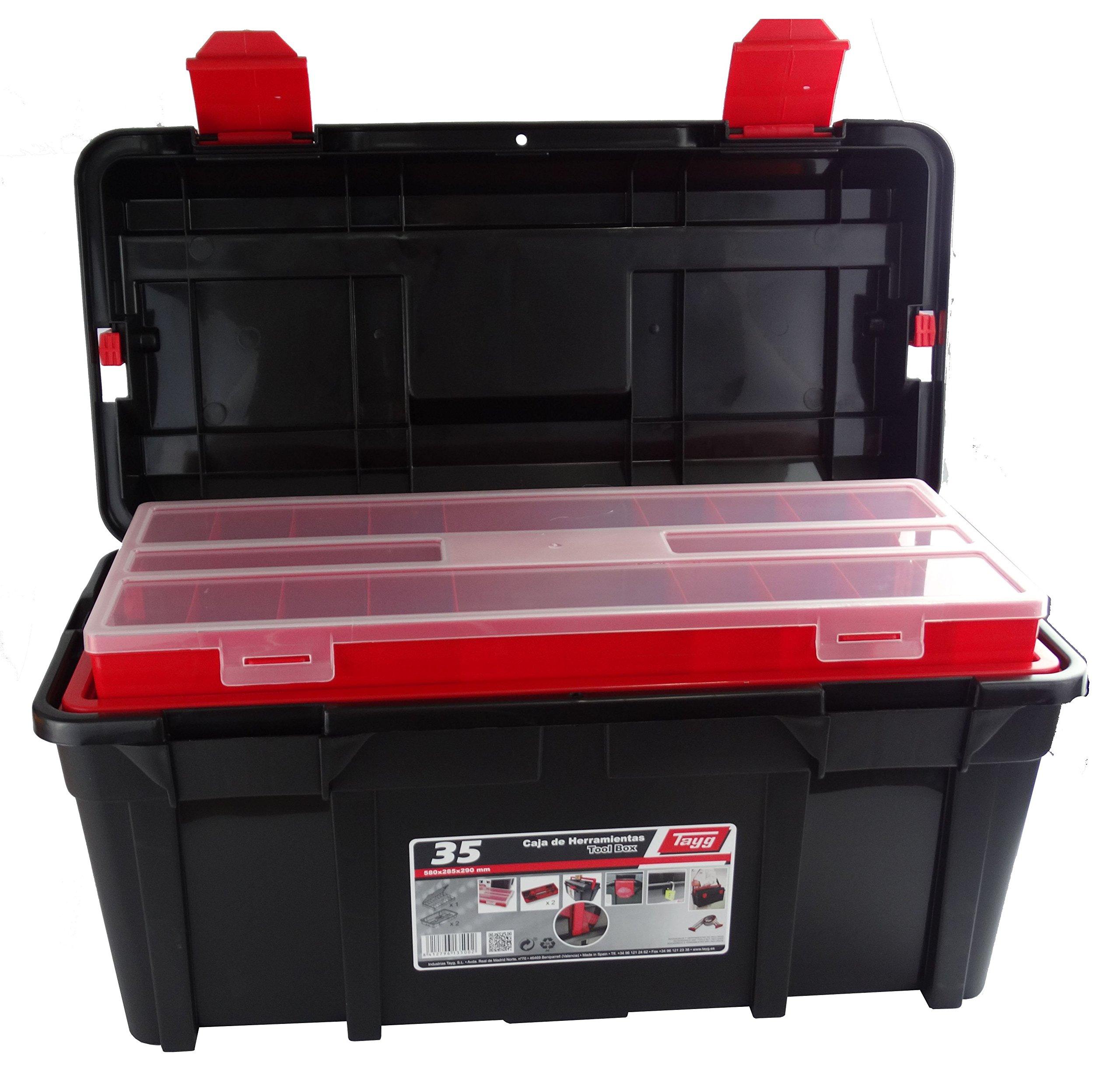 Tayg - Caja herramientas plástico nº 35 product image