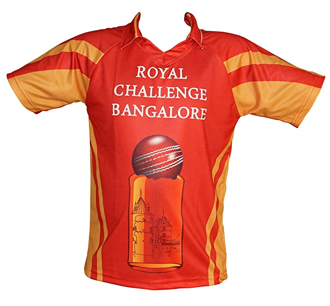 e96cf096a8a All Over Stylish Digitally Printed Unisex Cricket T Shirts