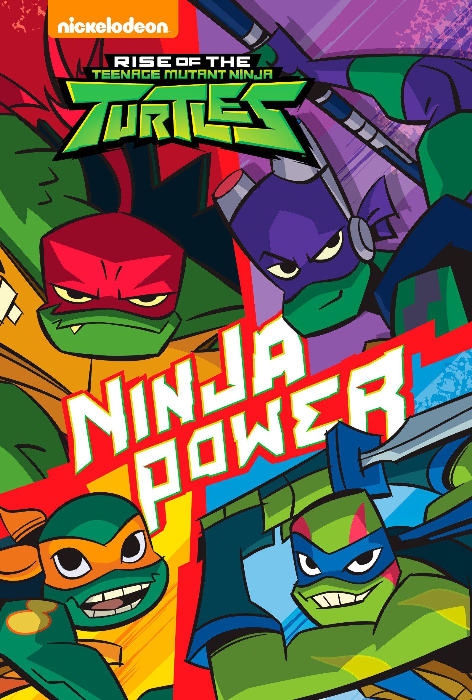 Ninja Power Rise of the Teenage Mutant Ninja Turtles 1 ...