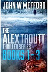 The Alex Troutt Thrillers: Books 1-3 (Redemption Thriller Series Box Set Book 1) Kindle Edition