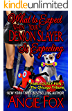What to Expect When Your Demon Slayer is Expecting (Biker Witches Mystery Book 8)