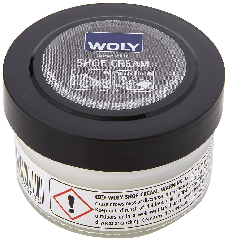 Woly Shoe Cream, Betú n y reparació n de Zapatos Unisex Adulto, Transparente (Neutral), 50.00 ML Betún y reparación de Zapatos Unisex Adulto 71470