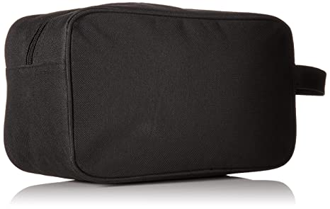 Amazon.com : Toiletry Cosmetics Travel Bag, Black by BAGS FOR LESS ...