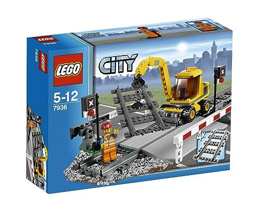 698 opinioni per LEGO City 7936- Passaggio a livello