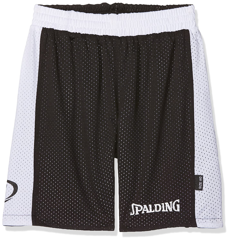 Spalding Essential Shorts Reversibles de Entrenamiento, Hombre 300501402