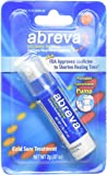 Abreva Cold Sore/Fever Blister Treatment, Pump 0.07 oz (2 g) (Abreva Pump)