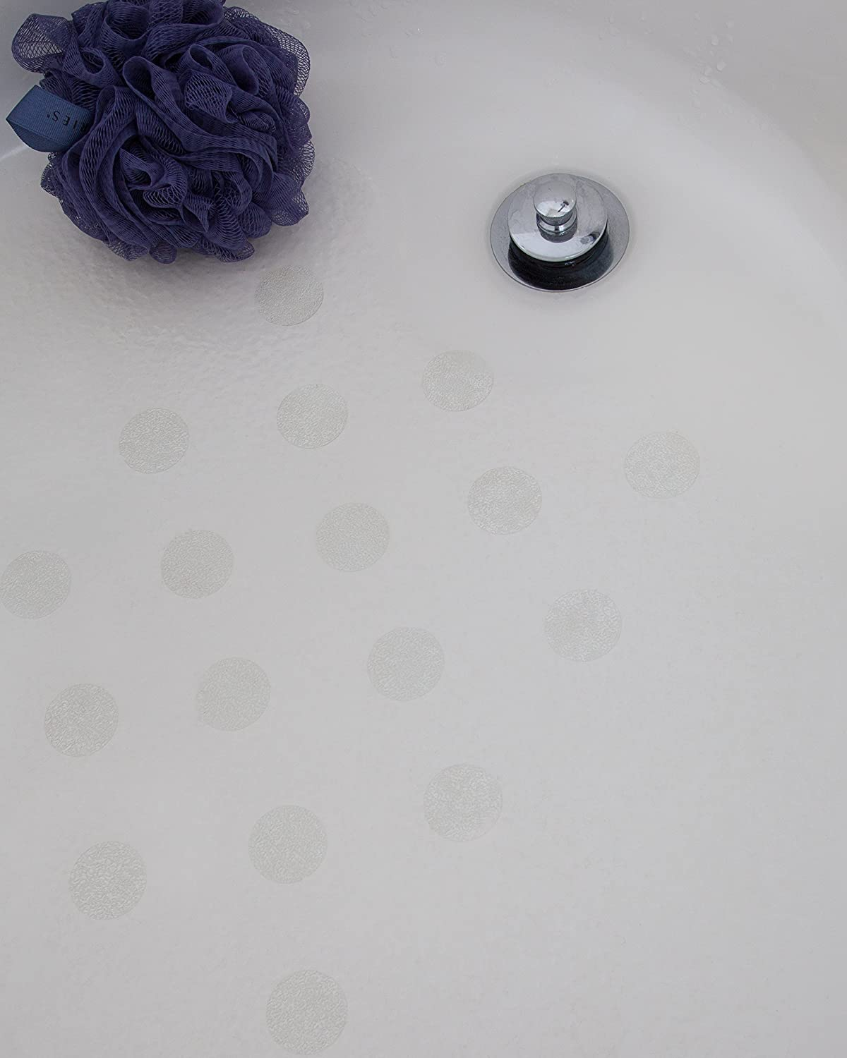 Clear Non Slip Stickers for Tubs and Showers Anti-slip Discs